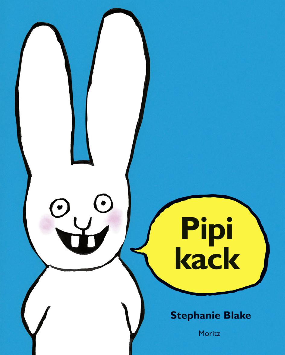Kinderbuch Pipikack - Moritz Verlag
